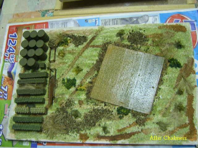 COMBAT de BOXE AU 1/35 Box210