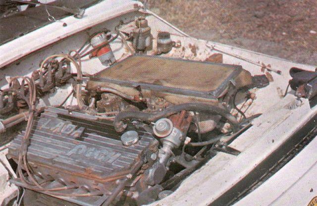 Moteur 505 turbo  1573q110