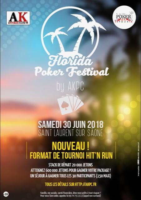 FLORIDA POKER FESTIVAL by AKPC - 30 juin 2018  Thumbn11