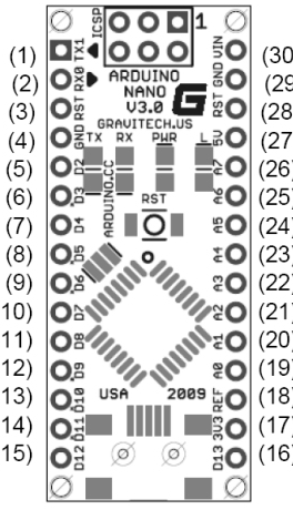 Balance de mesure CG - Page 2 Arduin11