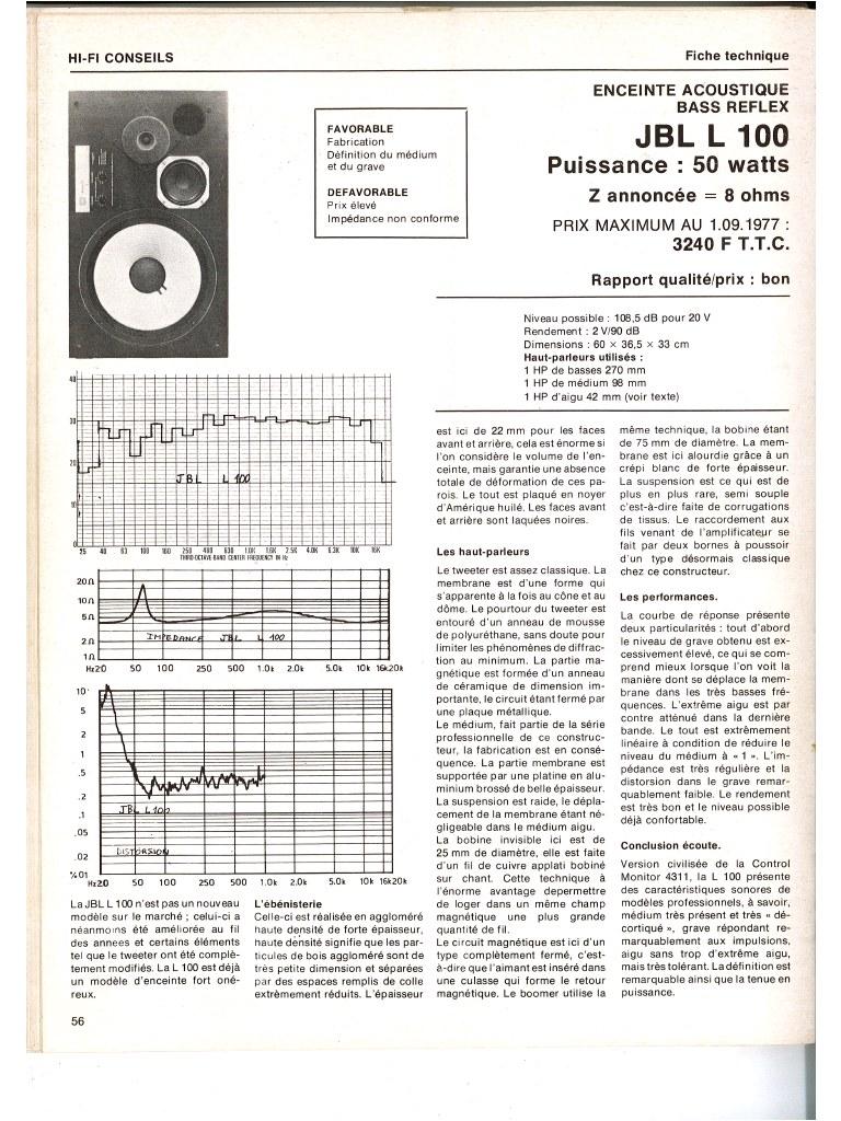Modèle L100 CENTURY Previe10