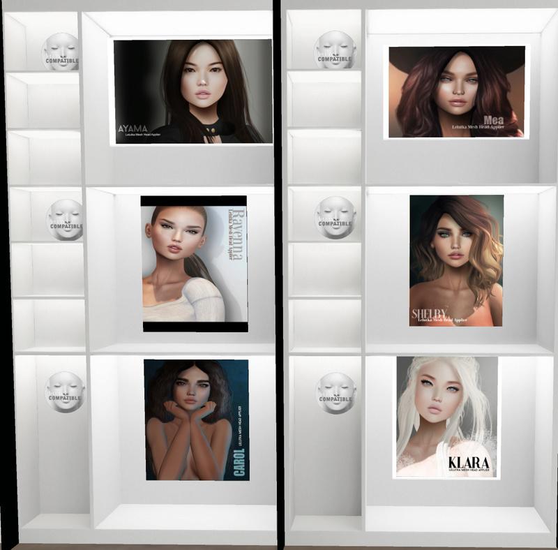 [Mixte] Beauty Avatar devient Glam affair & Tableau vivant - Page 3 Zoizoi12