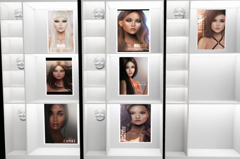[Mixte] Beauty Avatar devient Glam affair & Tableau vivant - Page 3 Zoizoi13