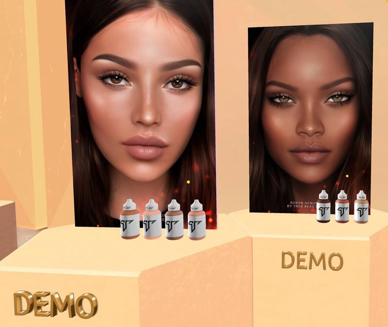 [Mixte] Tres beau makeup Zziodi23