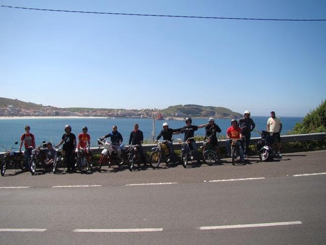 V Volta a Galicia en Ciclomotores Clásicos Ii_vol10