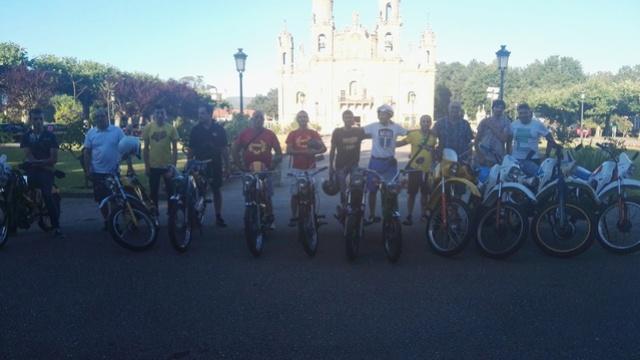 V Volta a Galicia en Ciclomotores Clásicos Iii_vo10