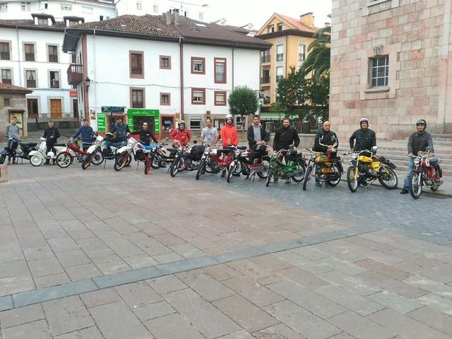 V Volta a Galicia en Ciclomotores Clásicos Iv_vol11