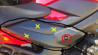 DEMANDE DE TUTO - Changement clignotants LED pour GSX-S750 20180410