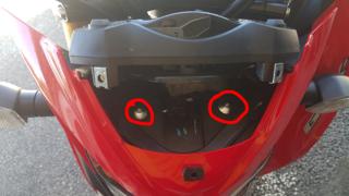 DEMANDE DE TUTO - Changement clignotants LED pour GSX-S750 20180419