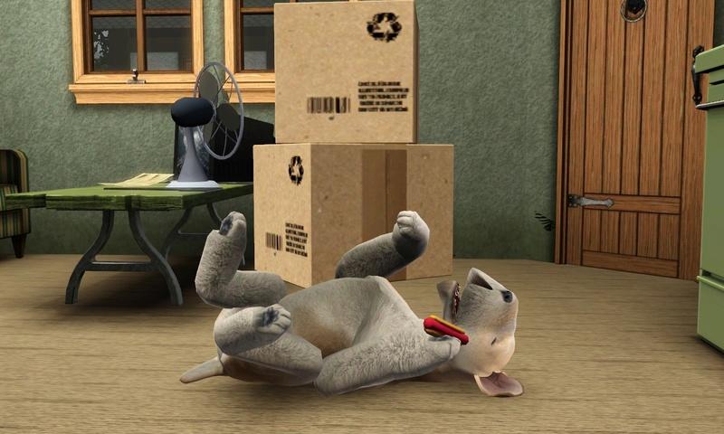 [Challenge] Trois petits sims : Pomme, Emmi et Edouard (en pause) Screen39