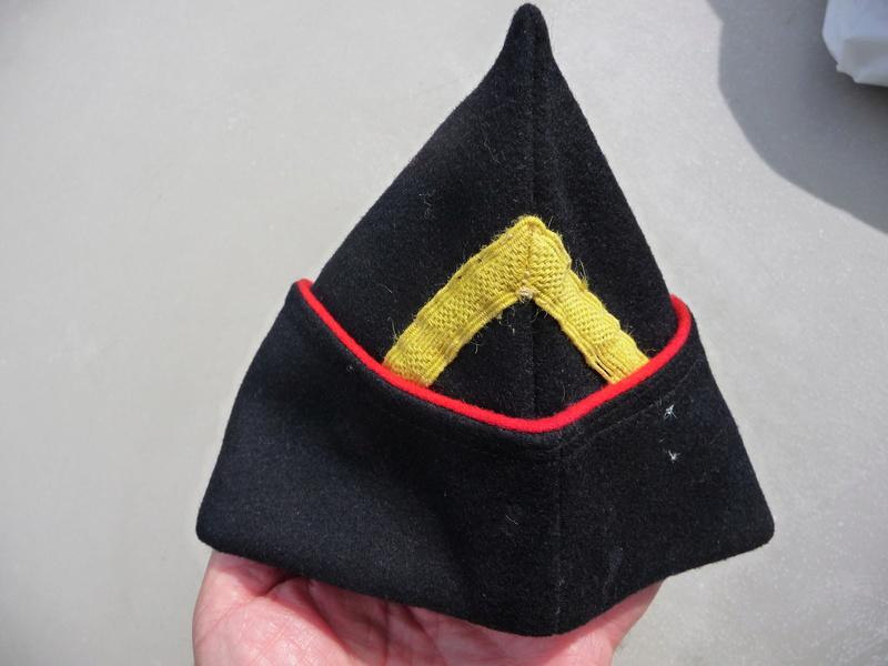 Bonnet de police Mle 1918 ! P1150511