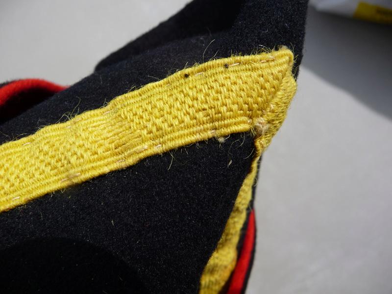 Bonnet de police Mle 1918 ! P1150513