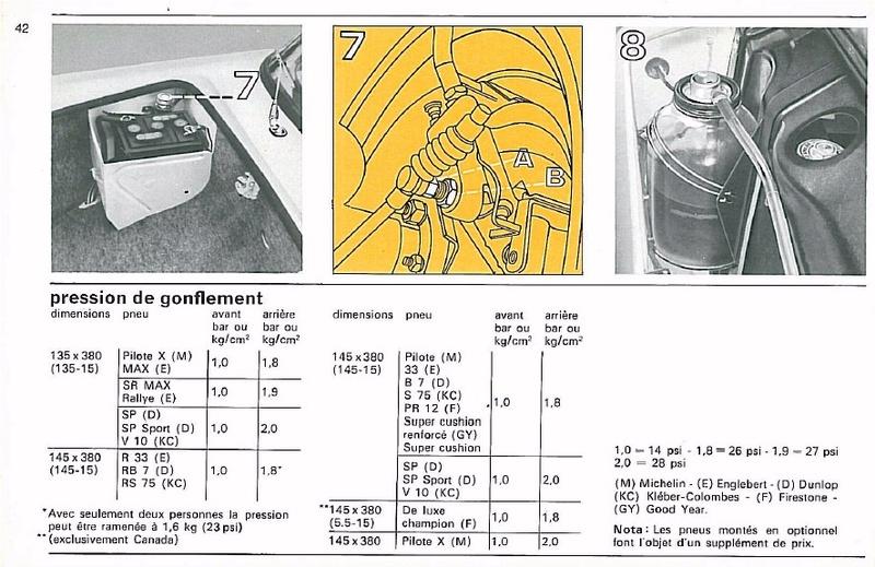 Monte pneus caravelle 1100s r1133 de 1967 Pneus-10