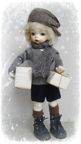 As du Shopping de Noël - S1: LA COURSE AUX CADEAUX Baltha14