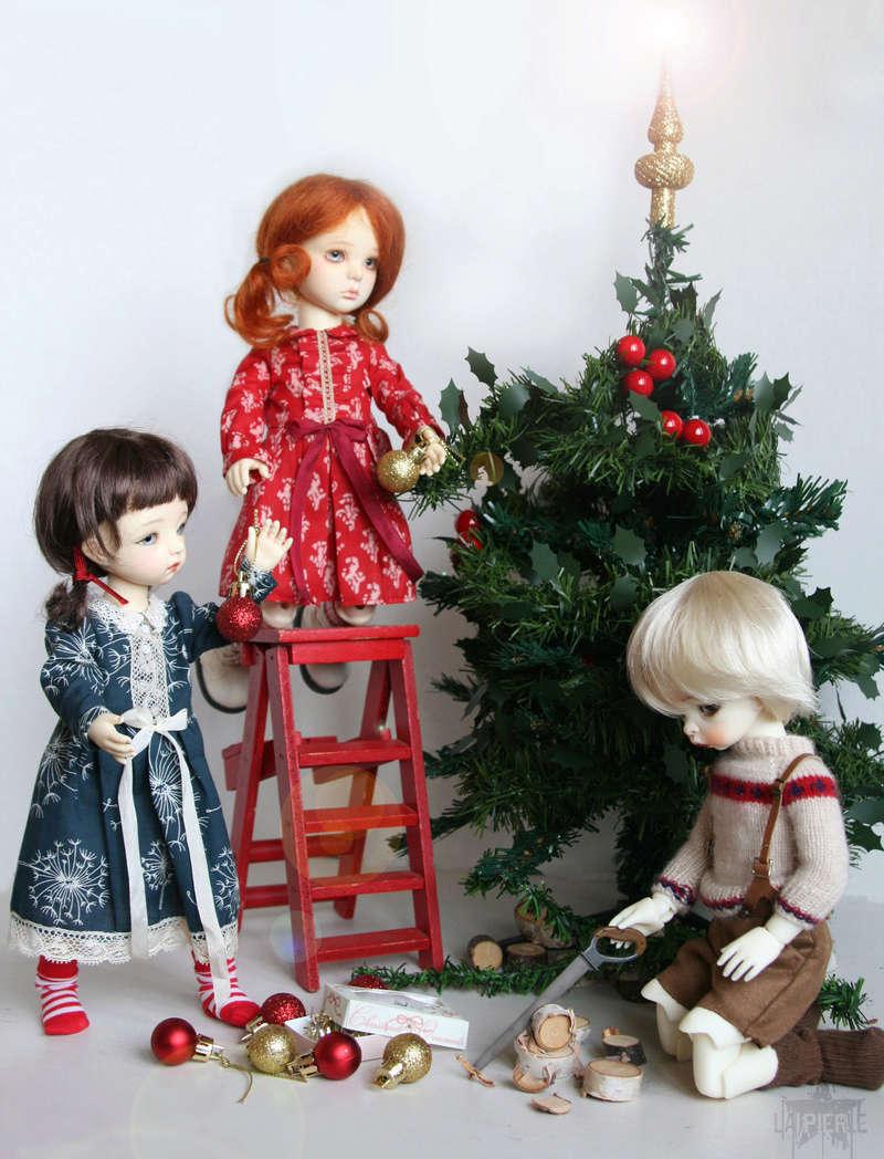 As du Shopping de Noël - Bonus: MON BEAU SAPIN Prepar10