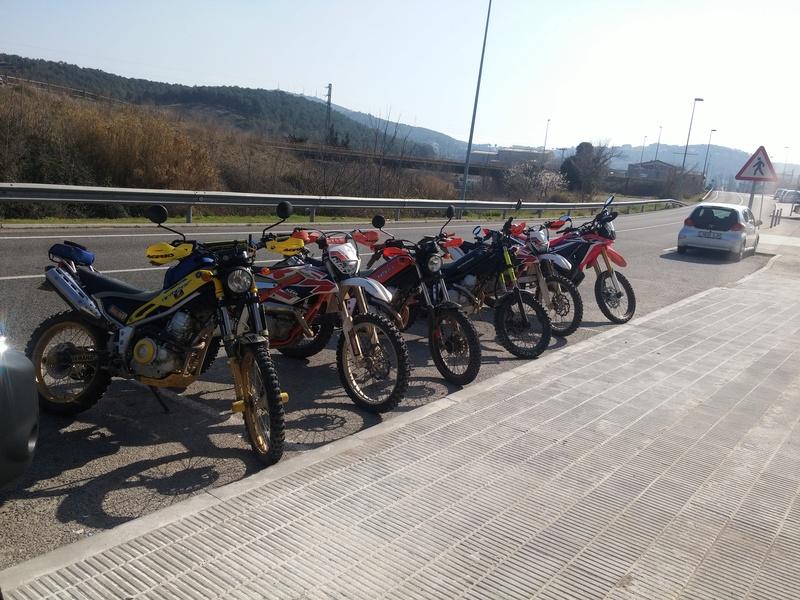 1ª Kdd del año....Vilanova i La Geltru 20180210