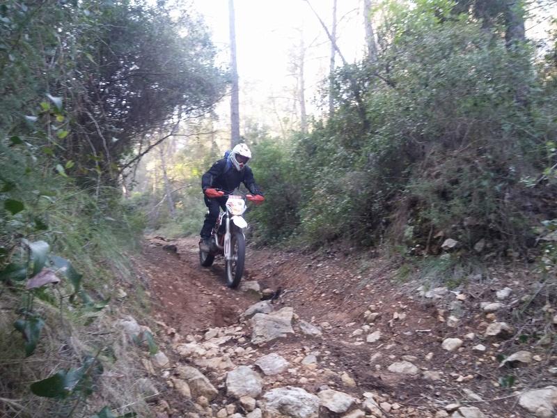 1ª Kdd del año....Vilanova i La Geltru 20180211