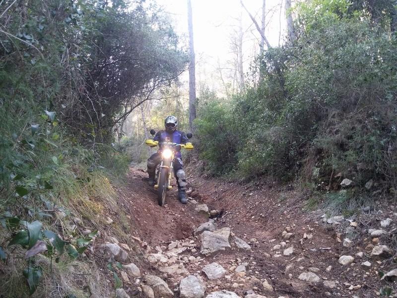 1ª Kdd del año....Vilanova i La Geltru 20180217