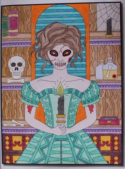 Les coloriages de la p'tite Carrie ^^ - Page 10 001a12