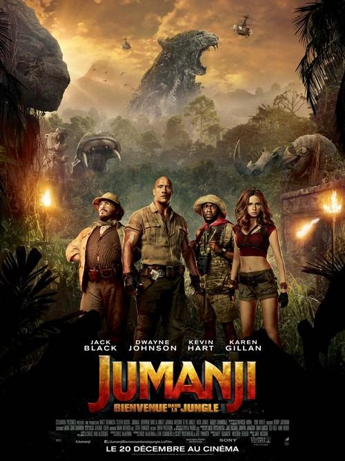 [Film Action] Jumanji - Bienvenue dans la jungle Affich11