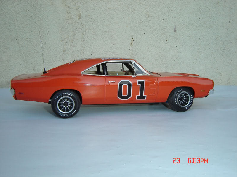General Lee (the one and only) REFAITE! Genera25