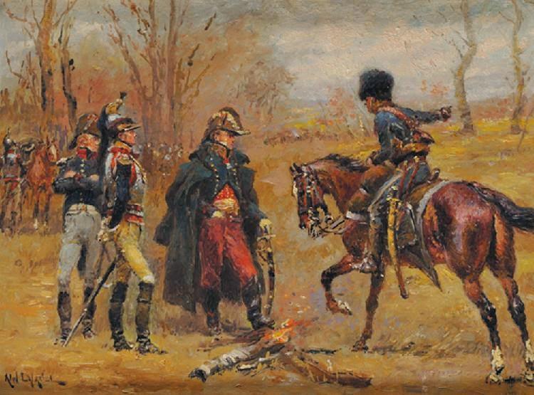 Général de division de cavalerie légère Jean Pierre Joseph Bruguière le baron Bruyère Eeee2010
