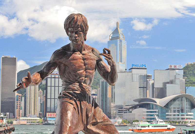 Esta semana Bruce Lee habría cumplido 78 años Hong_k10