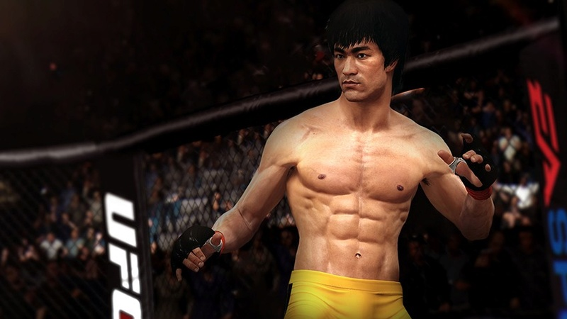 Esta semana Bruce Lee habría cumplido 78 años Ufc10