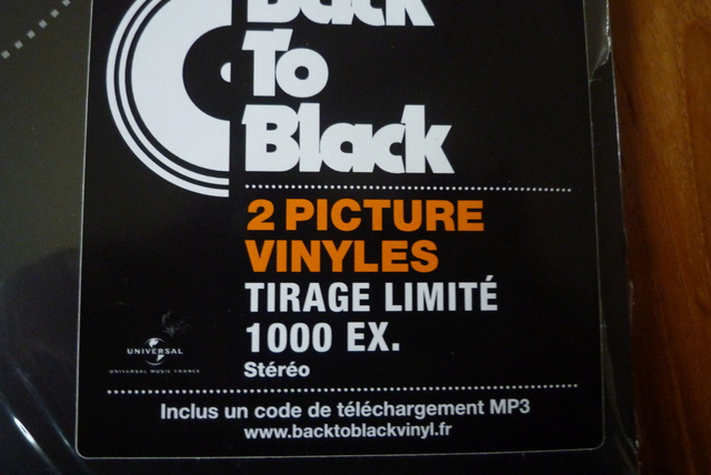 PICTURE VINYLE COLLECTION 1990 - 1993 P1590315