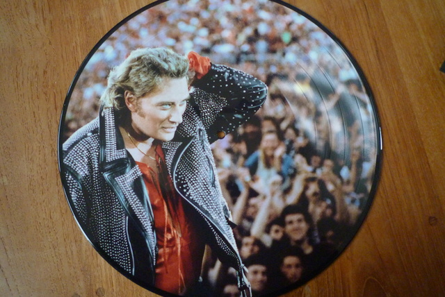 PICTURE VINYLE COLLECTION 1990 - 1993 P1590320