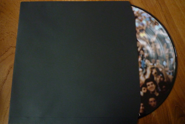 PICTURE VINYLE COLLECTION 1990 - 1993 P1590324