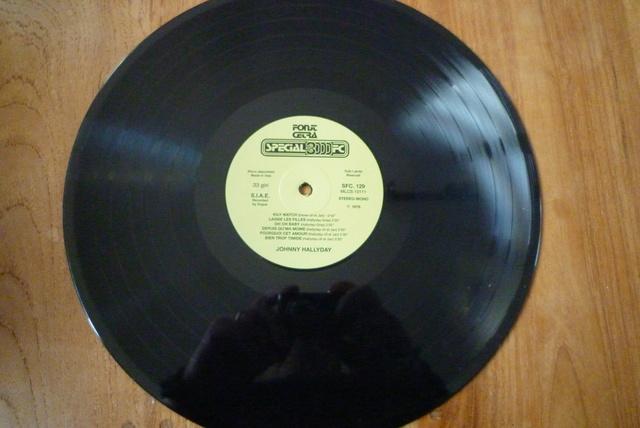 """33 tours """"succés"""" réédition disque italien de chez LMLR P1590485"""