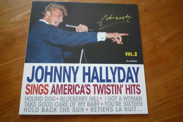 25CM JOHNNY SINGS AMERICA'S volume 2 de chez JBM P1590535