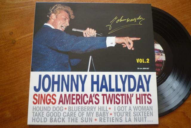 25CM JOHNNY SINGS AMERICA'S volume 2 de chez JBM P1590537