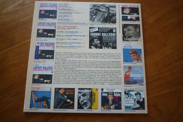 25CM JOHNNY SINGS AMERICA'S volume 2 de chez JBM P1590538