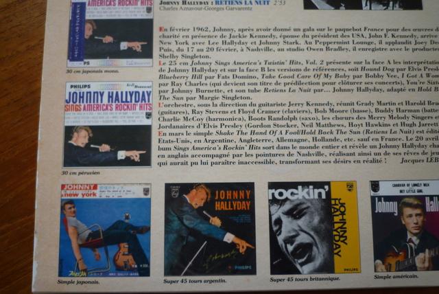 25CM JOHNNY SINGS AMERICA'S volume 2 de chez JBM P1590539