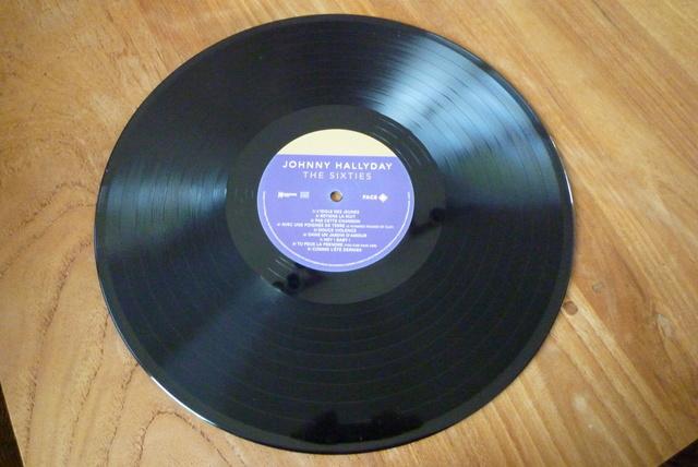 """33 tours """"the sixties"""" édité par WAGRAM P1590776"""