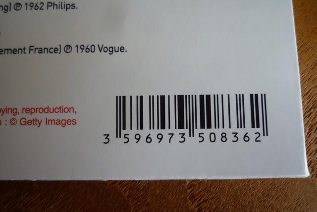 """33 tours """" spirit of Johnny Hallyday"""" édité par Wagram music P1590839"""