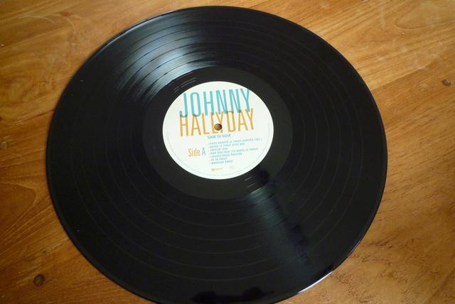 """33 tours """" sam'di soir """" édité par Wagram music P1590852"""