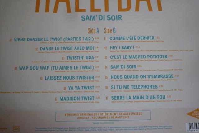 """33 tours """" sam'di soir """" édité par Wagram music P1590853"""