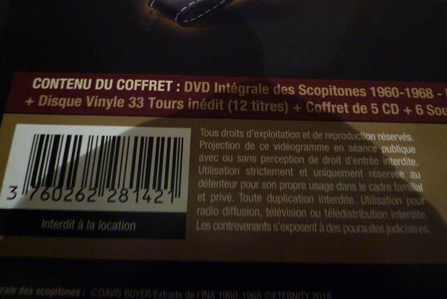 """coffret collector """"JOHNNY HALLYDAY"""" édité par MATCHA P1600433"""