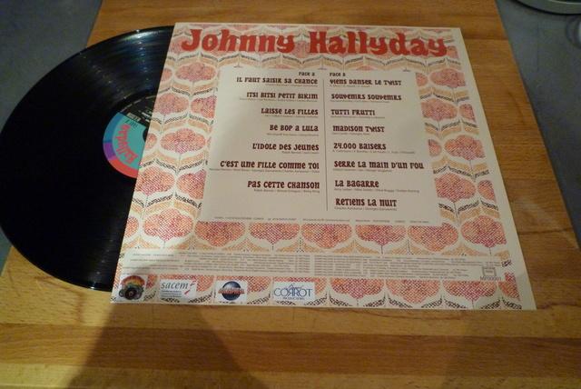 """coffret collector """"JOHNNY HALLYDAY"""" édité par MATCHA P1600440"""