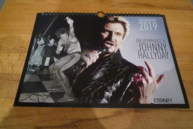 """coffret collector """"JOHNNY HALLYDAY"""" édité par MATCHA P1600448"""