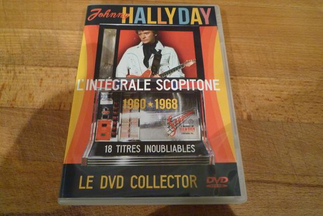 """coffret collector """"JOHNNY HALLYDAY"""" édité par MATCHA P1600461"""