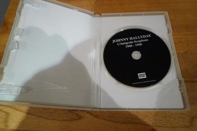 """coffret collector """"JOHNNY HALLYDAY"""" édité par MATCHA P1600462"""