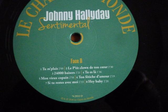 """double 33 tours """"sentimental"""" édité par Le chant du monde P1600485"""