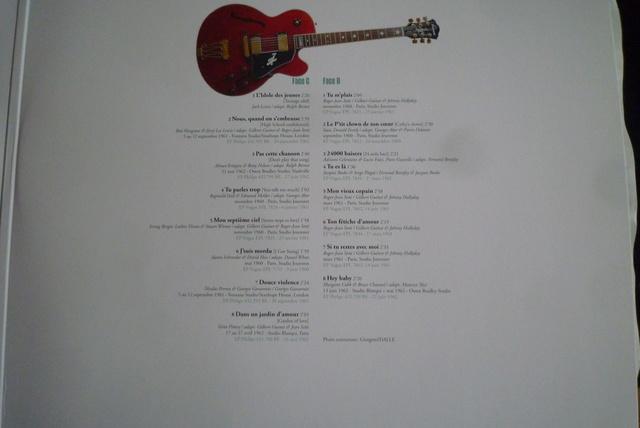 """double 33 tours """"sentimental"""" édité par Le chant du monde P1600490"""