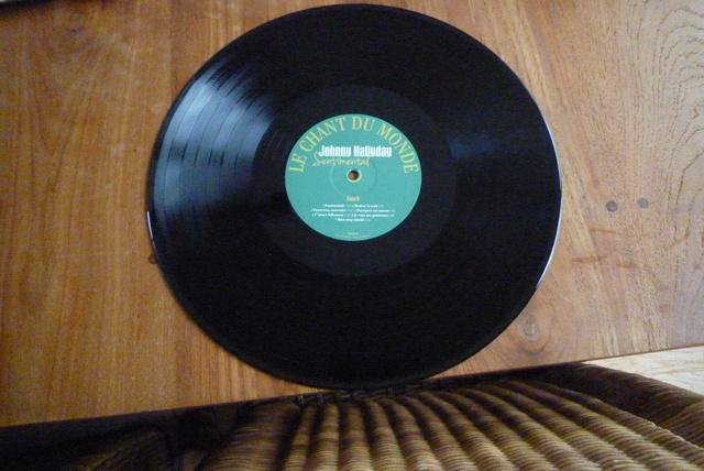 """double 33 tours """"sentimental"""" édité par Le chant du monde P1600492"""