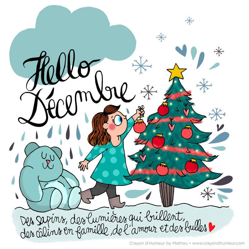 Hello décembre A4285410