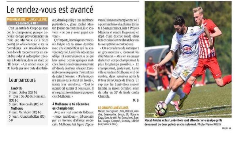 [CDF] FC Mulhouse / FC Lunéville 22540110
